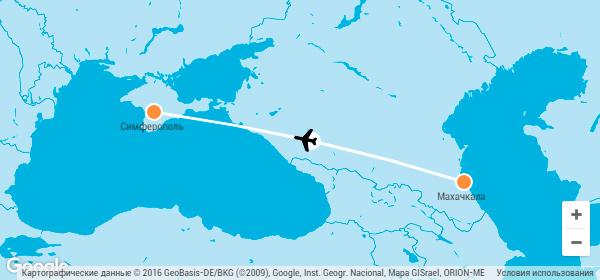 Купить авиабилеты из перми в симферополь